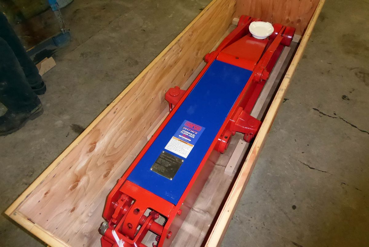 Norco Fast Jack 72220a Floor Jack For Sale By Arthur