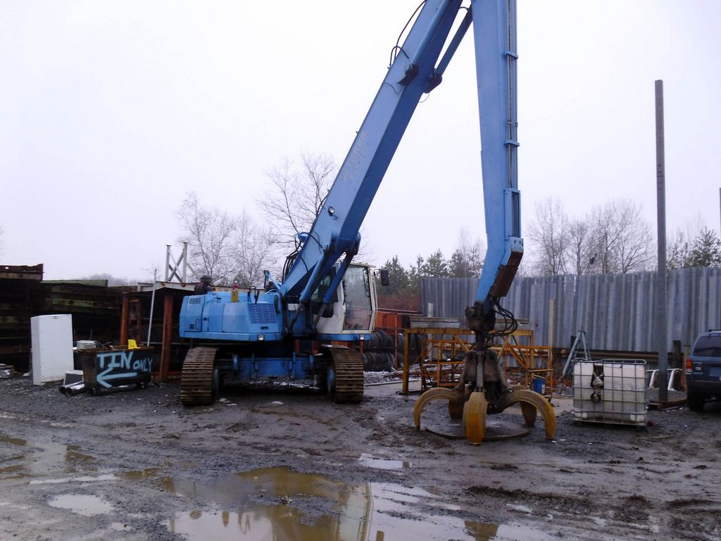 2005 Terex Fuchs RHL350 Excavator for sale by Arthur Trovei