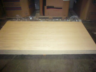 Double Sided Red Oak Plywood For Sale By Arthur Trovei Sons Inc