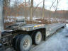 2009 Landoll 435B-53 Hydraulic Sliding Axle Trailer with Winch