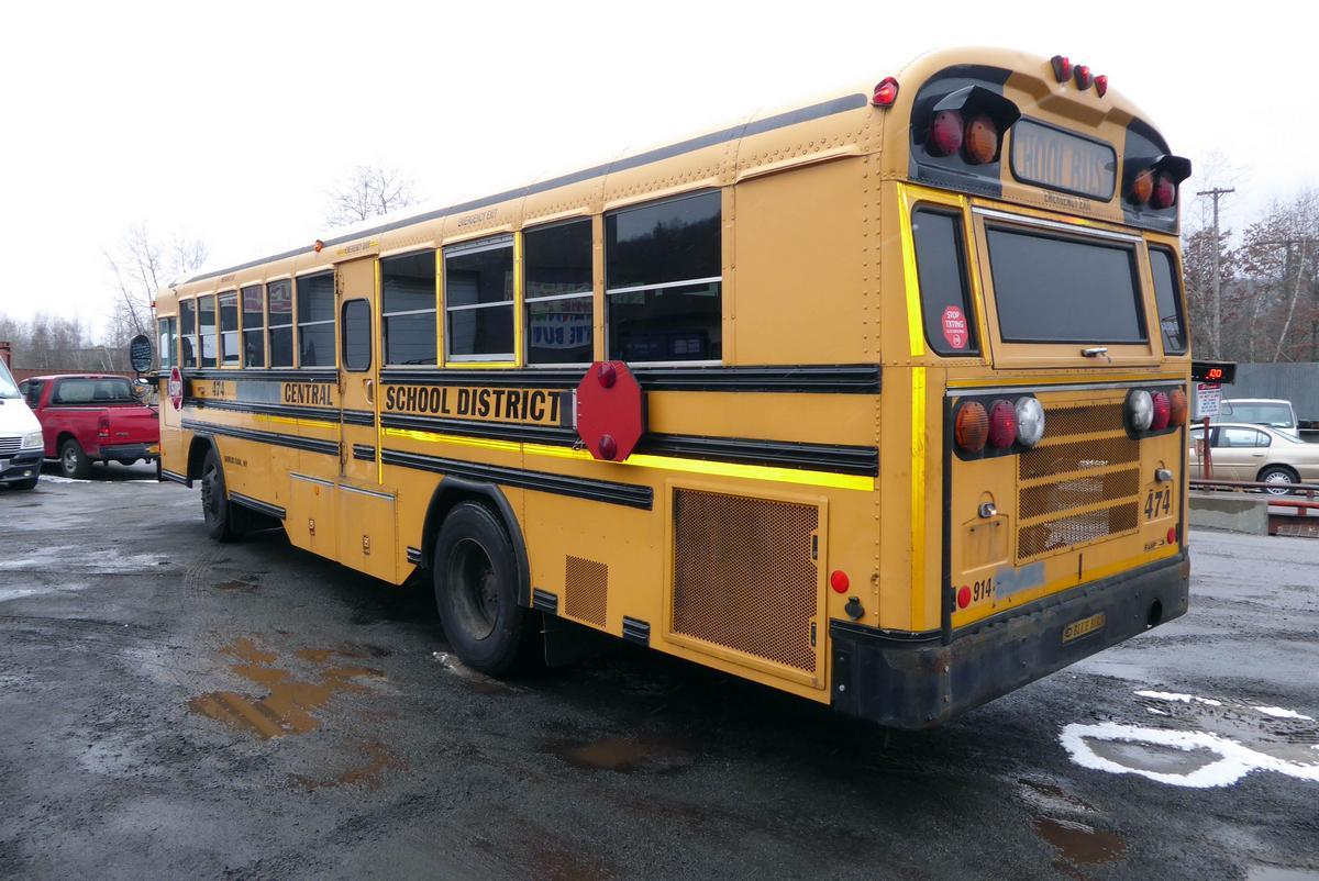 2006 BlueBird All American Bus for sale by Arthur Trovei ...