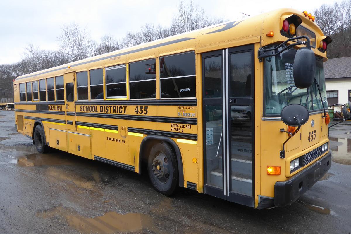 2005 Bluebird All American Bus For Sale By Arthur Trovei