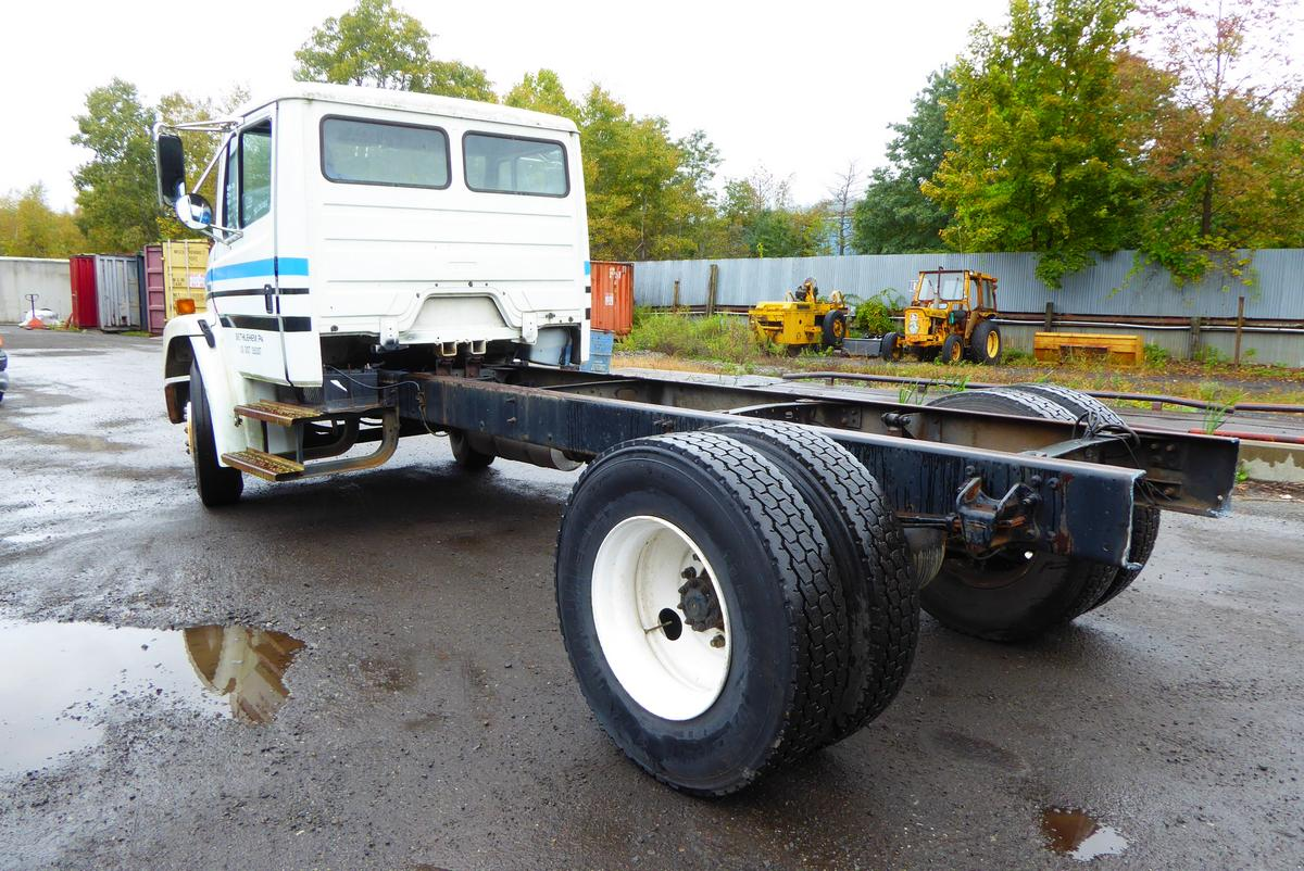 1999 Freightliner FL50 Single Axle Box Truck for sale by